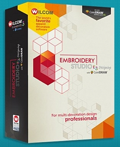 Фото Wilcom EmbStudio e3 Designing + Bundle All Elements except Speciality Elements   PROFESSIONAL
